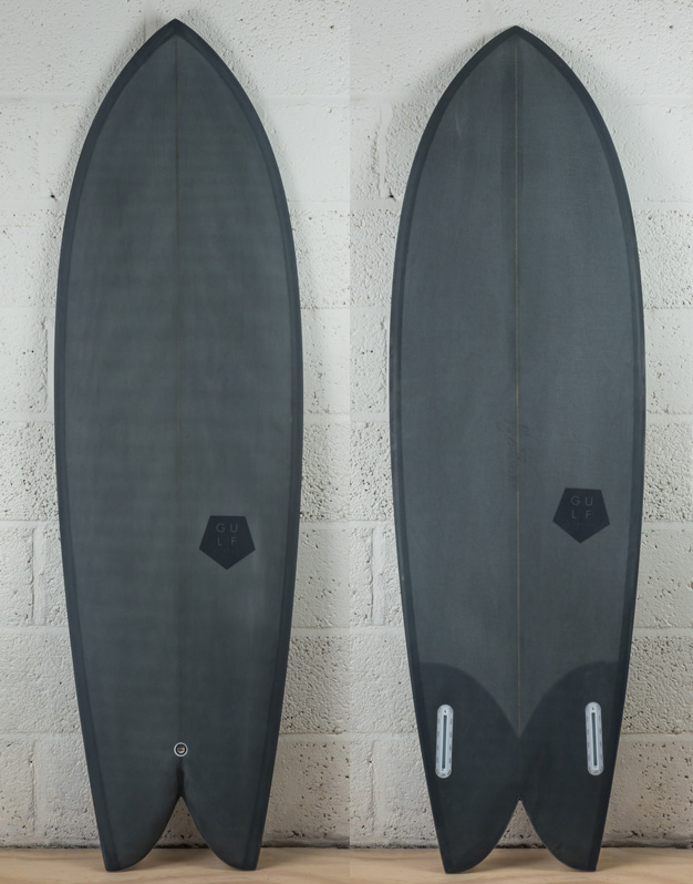 510 charcoal keel fin 1