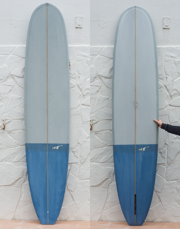 stone blue 9'2 saunton foil