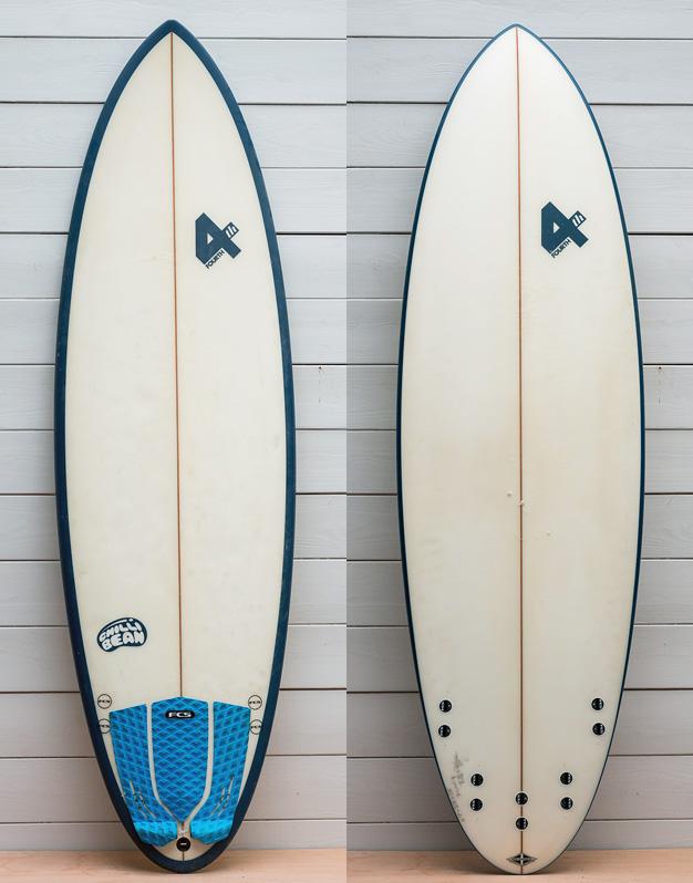 4th Chilli Bean Surfboard