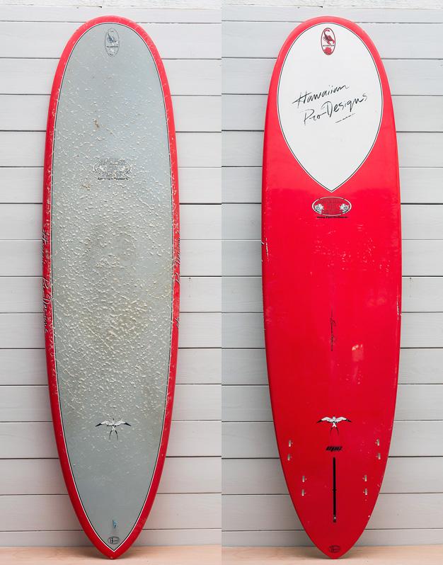 Hawaiian Pro Designs Surfboard
