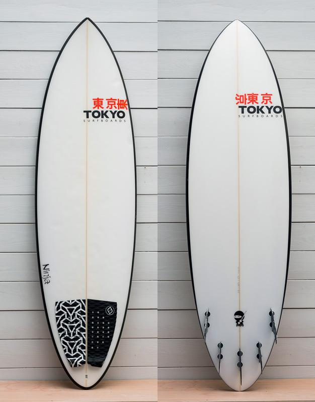 6'2 toyko shortboard
