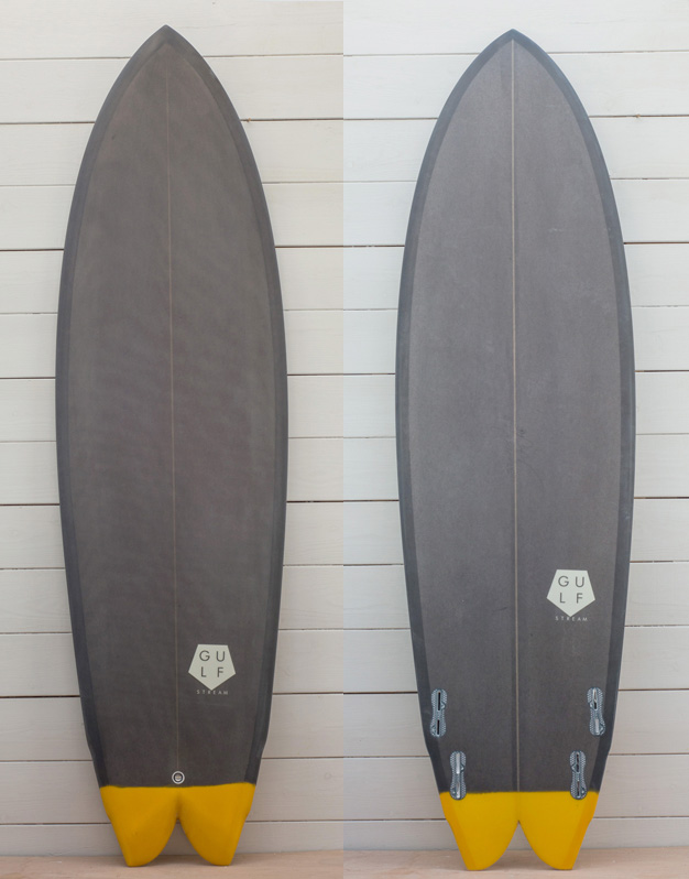 6'4 yellow tail dip speed dialer