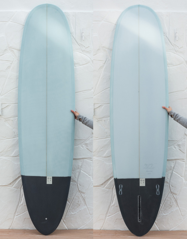 7'8 charcoal tail dip carpet