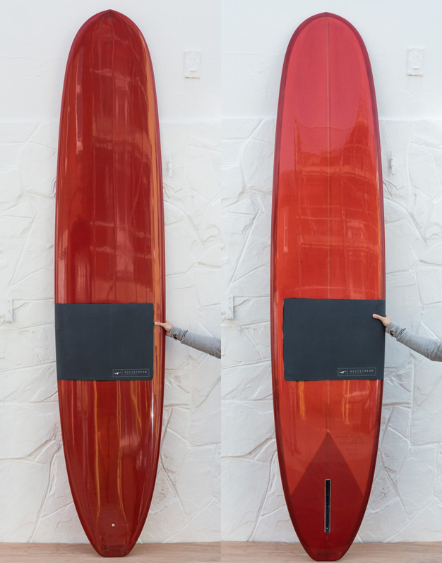 Longboards Modern To Traditional Gulfstream Surfboards