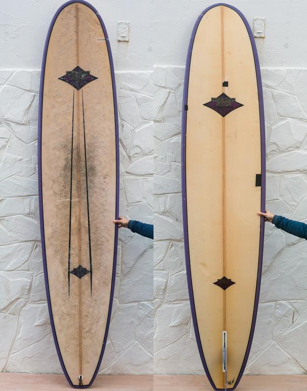 Roger Cooper 9'1 longboard
