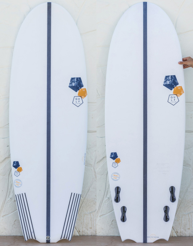 54 Space Hopper surfboard 1
