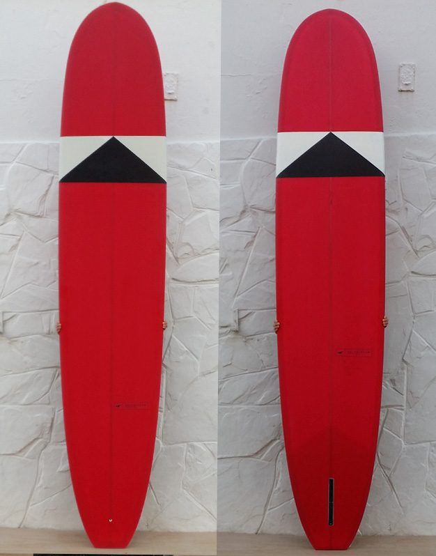 96 Saunton Foil red
